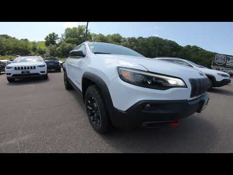 2019 Jeep Cherokee Trailhawk 4x4 - New SUV For Sale - St. Paul, MN