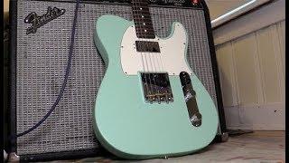 First Look: Fender American Performer Telecaster