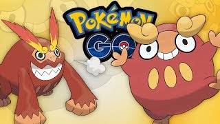 Es gibt News zu Flampion | Pokémon GO Deutsch #1282