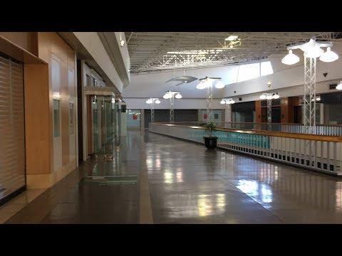 Crossroads Mall (now Plaza Mayor) Oklahoma City Visit - Oct 27, 2017