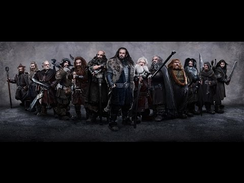 Durins Volk Die Geschichte (Zusammenfassung) Deutsch HQ Der Herr der Ringe/Der Hobbit