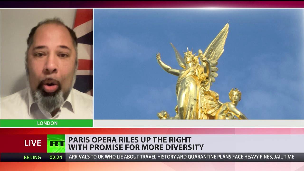 Debate: is traditional opera racist?