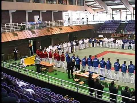 Ogólnopolska Olimpiada Młodzieży Judo Głogów 25-27.04.2008