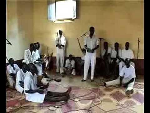 Death Row Choir Uganda performing Sunny Day