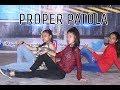 Proper Patola - Dance Video   Arjun   Parineeti   Badshah   Diljit   Aastha   BKDS