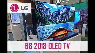 B8 OLED TV 2018: Günstiger OLED Einstieg von LG