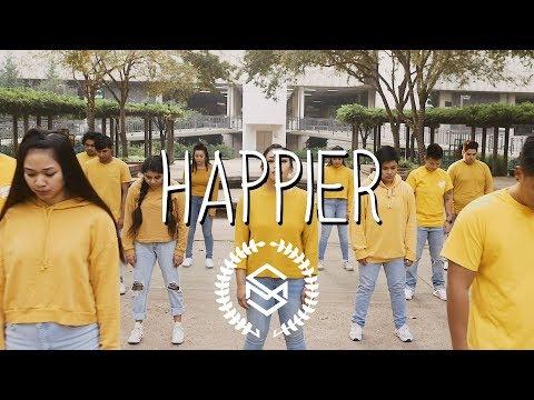 Happier - Marshmello, Bastille | Sac Modern Gen 8 | Anika Aglubat Choreography