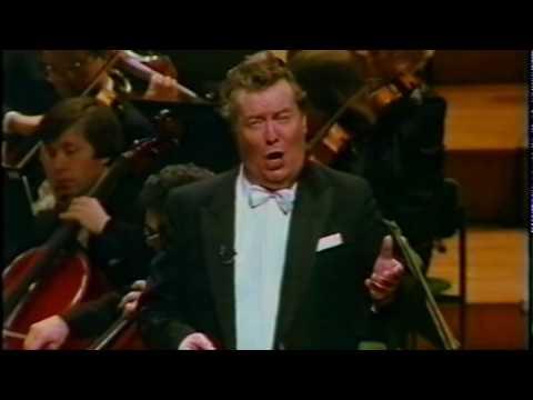 Stuart Burrows Sings - Myfanwy
