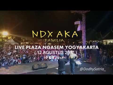 Ndx Aka Ft Pjr - Kelingan Mantan Live Yogyakarta  ( FKY2017 )