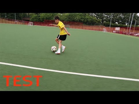 reputable site ae8ec 1410f Nike Jr Mercurial Superfly 6 Elite FG Mbappe boots - test on feet