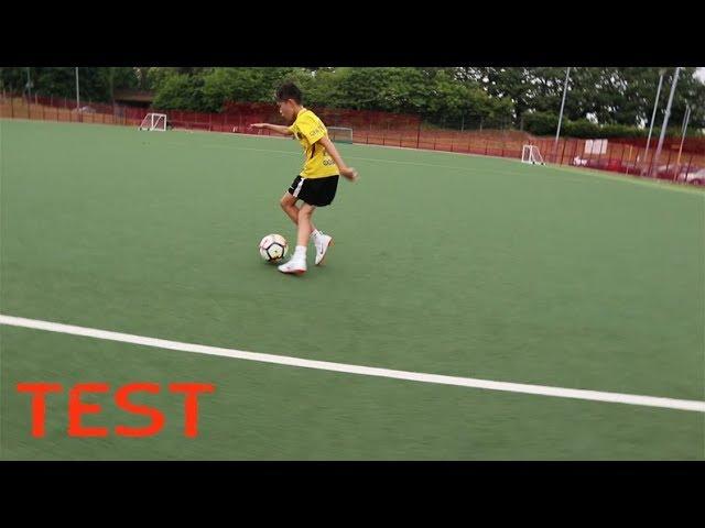 Nike Jr  Mercurial Superfly 6 Elite FG Mbappe boots  -  test on feet