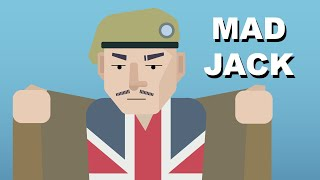 """Mad Jack"" Churchill and his heroic exploits"