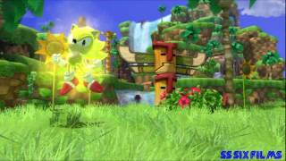 How to play as Super Sonic + Supersonic! achievement (Sonic Generations/360/HD)