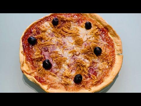 pizza-trompe-l'oeil-🍕fake-pizza-🍕-facile-et-rapide-à-réaliser