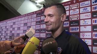 Izjave hrvatskih reprezentativaca nakon pobjede nad Mađarskom