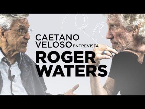 Caetano Entrevista: Roger Waters