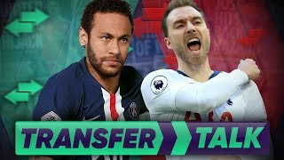 Barcelona To Confirm Neymar's Transfer From PSG This Week! | Transfer Talk