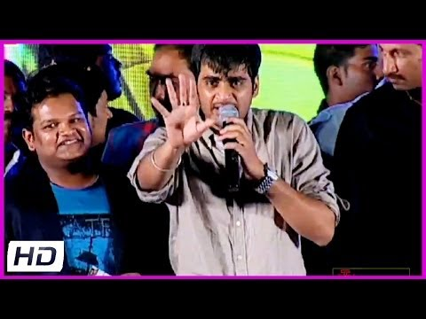 Director Sujeeth Singh Talking About Prabhas At  Run Raja Run Movie Audio Launch  - Sharwanand Mp3