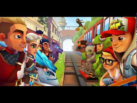 Sybo Dames 2017,  Subway Surfers Trailer Google Play (indroid & iOS).