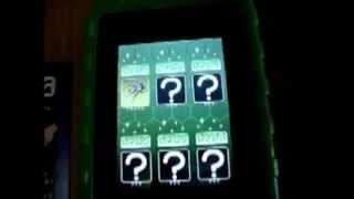 Repeat youtube video 甲虫王者ムシキング虫取りバトル図鑑 ワイルドキングのカード裏面に書いている暗号コードを適用できるがやってみた