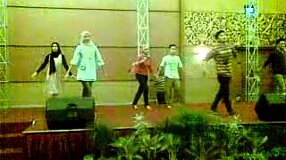 bsm palembang dance ekspresi