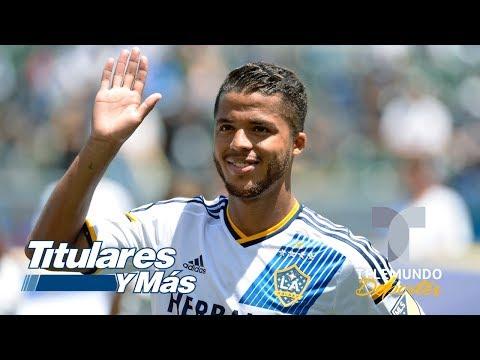 A Giovani dos Santos no le afecta fichar con las Chivas   Telemundo Deportes