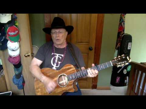 2038  - Big Iron  - Marty Robbins vocal & acoustic guitar cover & chords