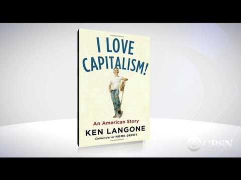 "Business icon Ken Langone on new memoir ""I Love Capitalism! An American Story"" Mp3"
