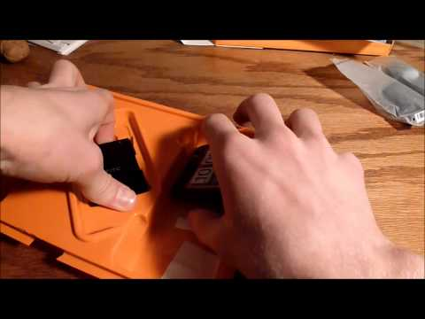 HTC Evo Design 4G Unboxing (Boost Mobile)