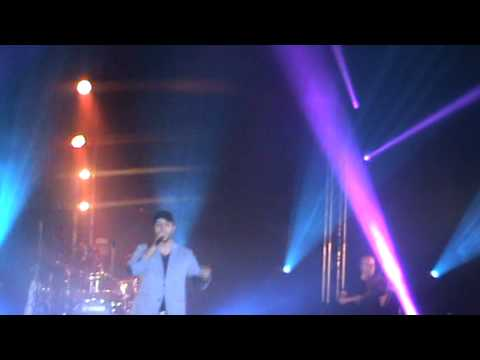 Sounds of light 2014 in lyon : Maher Zain