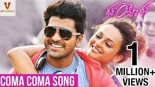Run Raja Run Video Songs - Coma Coma Song - Sharwanand, Seerat Kapoor, Ghibran