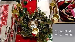 ZARA HOME НОВЫЙ ГОД 2018🎄 ПОЛНЫЙ обзор - магазин ZARA HOME товары на НОВЫЙ ГОД 2018