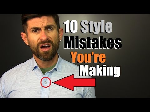 10 Style Mistakes YOU'RE Making... & Don't Even Know It!