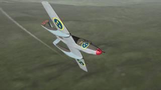 TSF 2: J 21 vs MiG 17