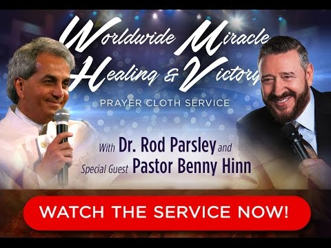 Rod Parsley - Creating an atmosphere of faith for miracles