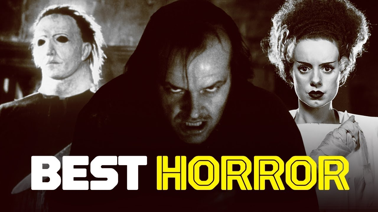 Top 10 Best Horror Movies - YouTube