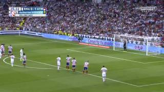 La Liga 13 09 2014 Real Madrid vs Atletico Madrid - HD - Full Match - 1ST - English Commentary
