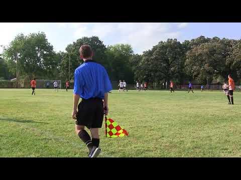9-21-17 SJMS Soccer vs Topeka Heritage