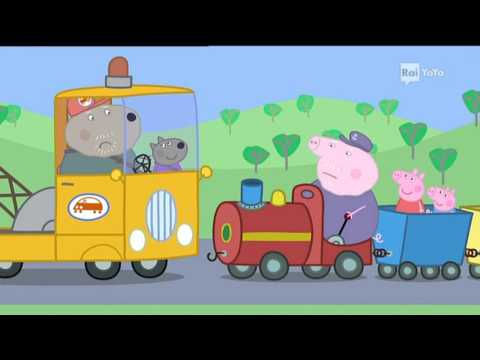 PEPPA PIG II   IL TRENINO DEL NONNO
