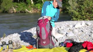 Packing for your Backpacking Trip - Yamnuska Mountain Adventures