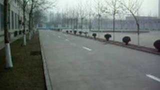 Shuanghuan Electric Noble Car Test Driving Video - Part I