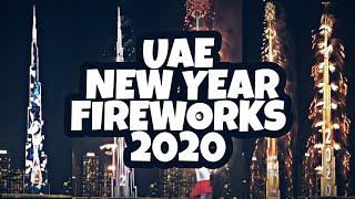 UAE New year fireworks 2020 WHAT TO DO Burj khalifa