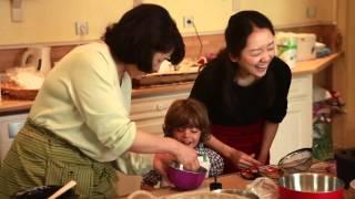 料理研究家 千葉真知子 パリ和菓子ワークショップ