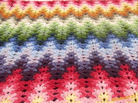 Crochet Patterns For Free Crochet Blanket 952 Youtube