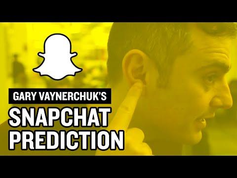 Gary Vaynerchuk's Snapchat Prediction