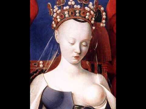"""J. Fouquet """" Virgin and Child"""" #36"""