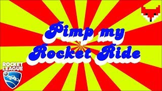Pimp my Rocket Ride | Rocket League | Black Skull | deutsch | german | #007 🦊 🎮