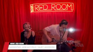 17/12/16 - Samantha Jade and Cyrus - Hurt Anymore - Novas Red Room