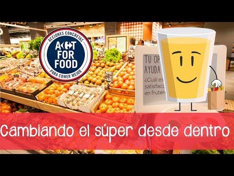 Cambiando el super desde dentro - Aportaciones al #ActForFood de Carrefour