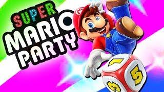 MONTY MOLE! - Super Mario Party with The Crew!